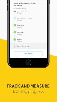 Rosetta Stone: Fluency Builder iphone images