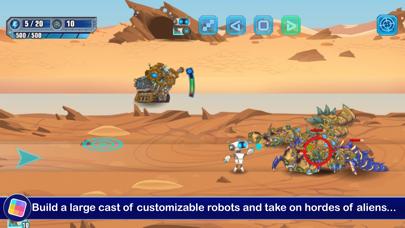 Stellar Wars - GameClub screenshot 3