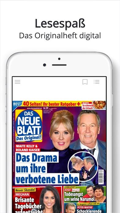 messages.download Das Neue Blatt ePaper software