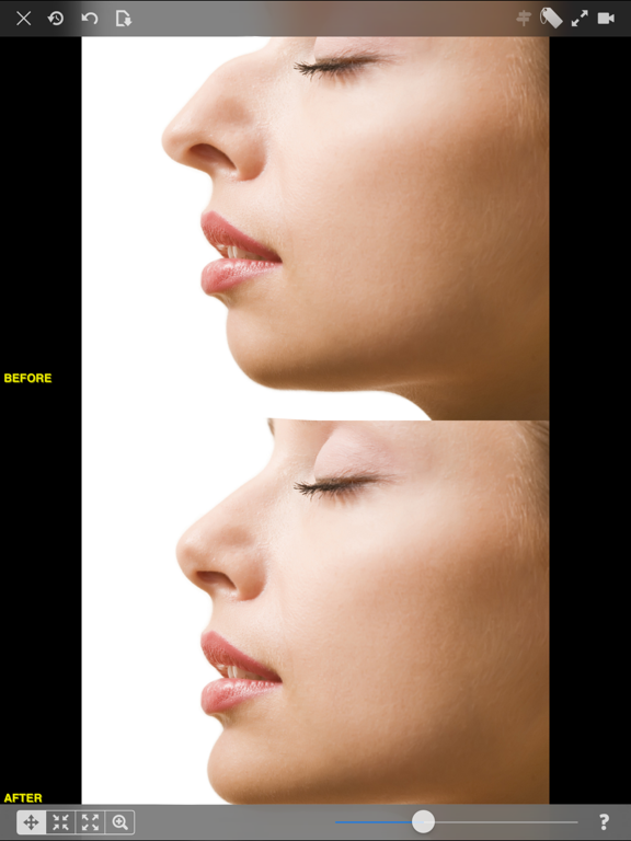 Face & Body Photo editor Screenshots