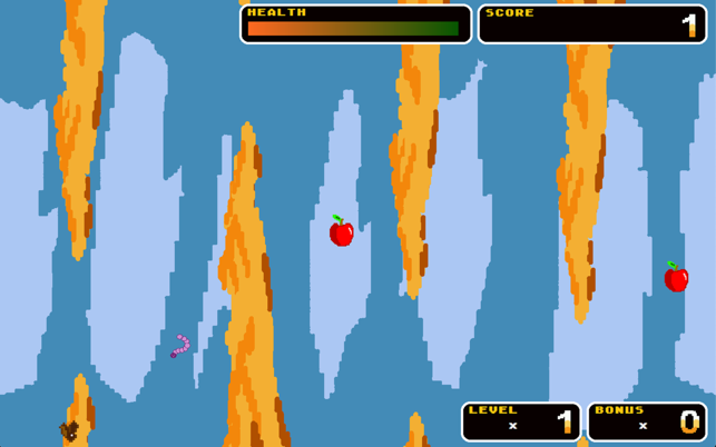 Batty, game for IOS