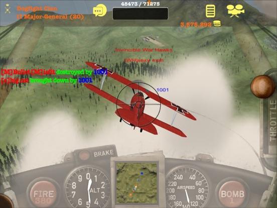 Screenshot #4 pour Dogfight Elite