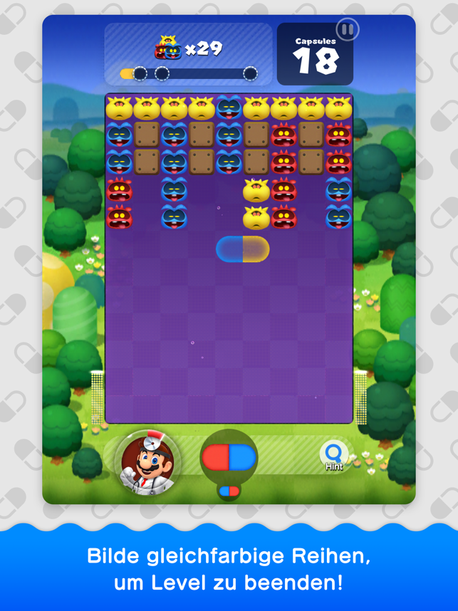 ‎Dr. Mario World Screenshot