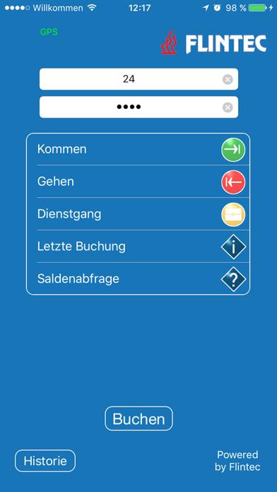 点击获取Zeiterfassung Flintec