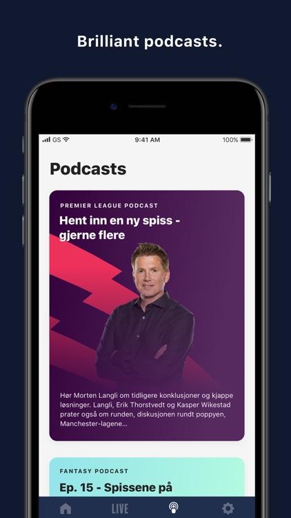 TV 2 Sporten for iPhone screenshot-3