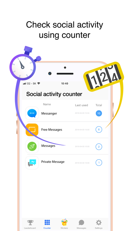 Messenger & Sound Stickers – (iOS Apps) — AppAgg