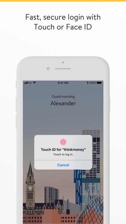 thinkmoney mobile banking screenshot-3