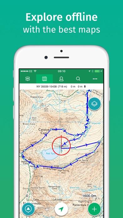 ViewRanger 2018 screenshot two