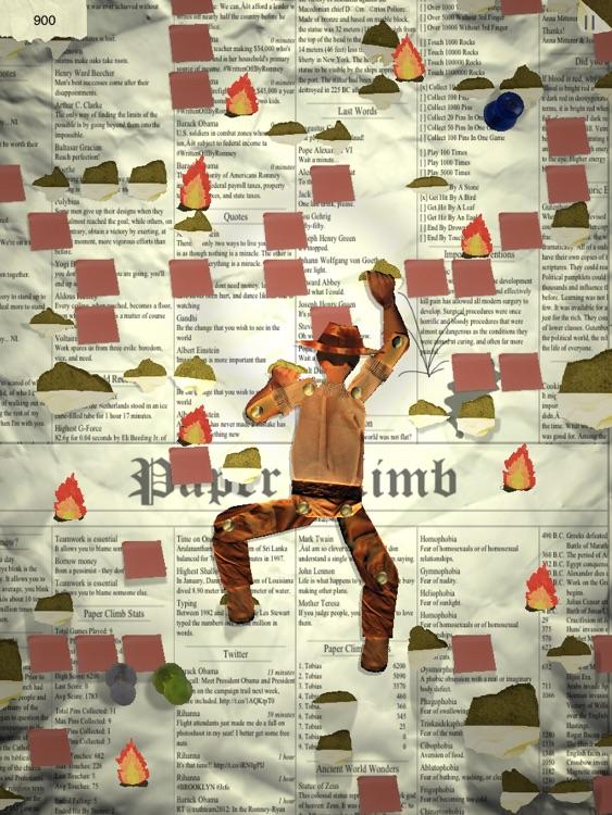 Paper Climb screenshot-3