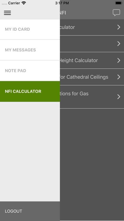 NFI App screenshot-4