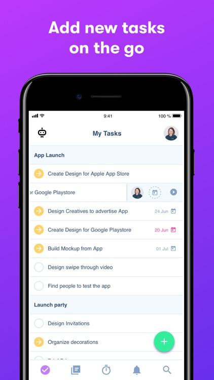 awork: organize your work screenshot-0
