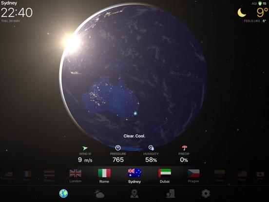 WEATHER NOW ° - 天気のおすすめ画像7
