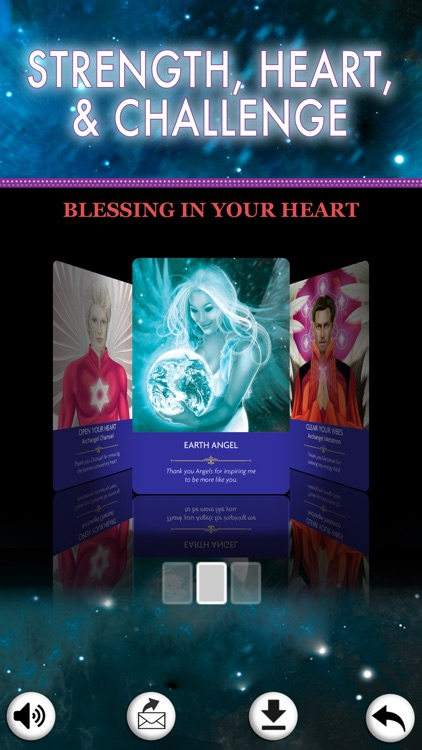 Angel Prayers Oracle Cards screenshot-3