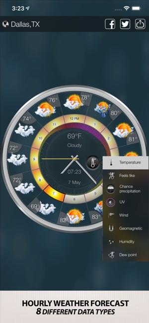 Weather Clock Widget on the App Store