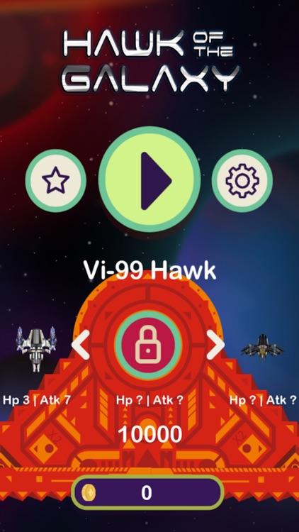 Hawk of the Galaxy