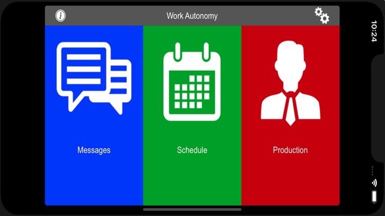 Work Autonomy