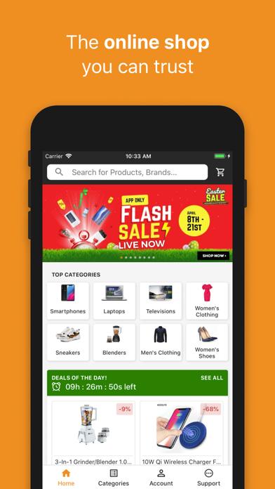 تحميل Jumia Online Shopping للكمبيوتر