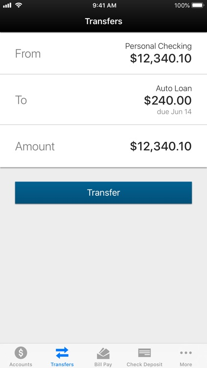 Pittsford FCU Mobile Banking screenshot-3