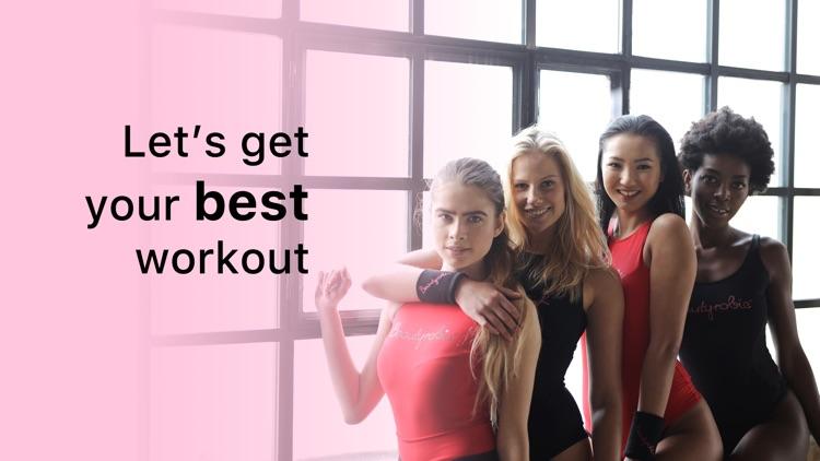 Women Workout ™ HIIT Exercise screenshot-4