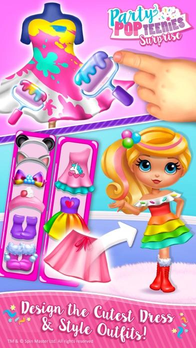 Party Popteenies Surprise screenshot 3