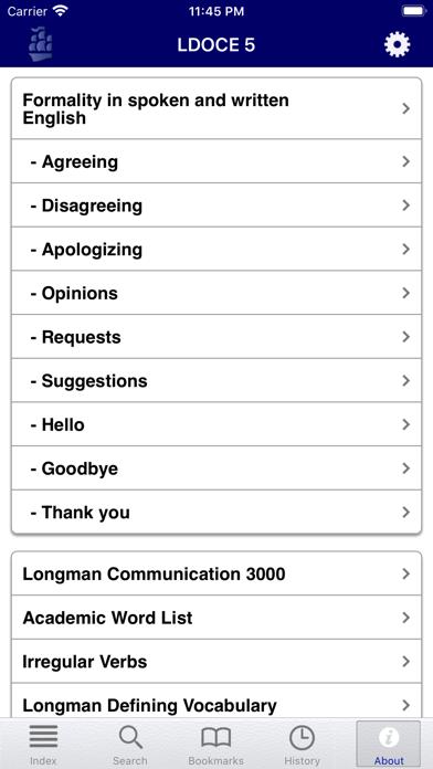 ロングマン現代英英辞典プラスのおすすめ画像6