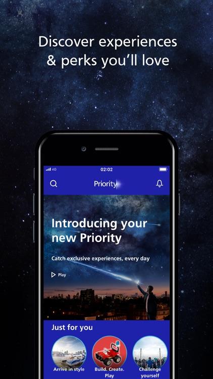 O2 Priority - UK Rewards App
