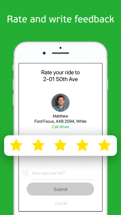 Screenshot for inDriver: Offer your fare in Austria App Store