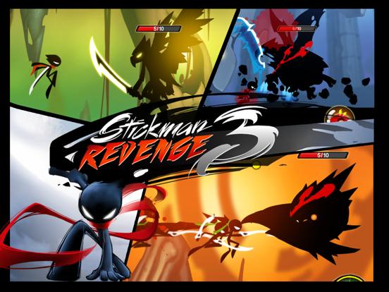 Stickman Revenge 3のおすすめ画像5