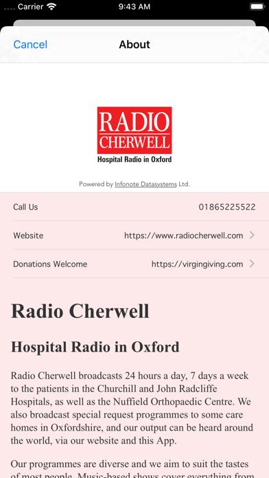 Radio Cherwell 3