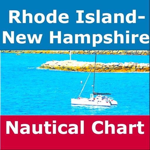 Rhode Island to New Hampshire
