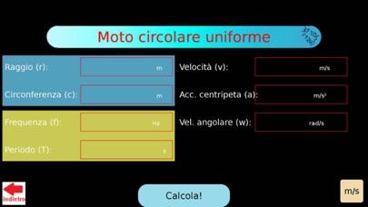 Screenshot of Risolutore di problemi: i Moti2