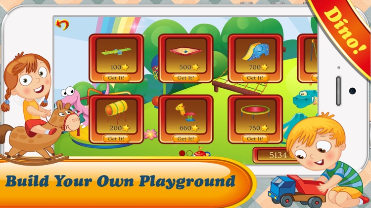 My Dino - Math Games for kids screenshot-3