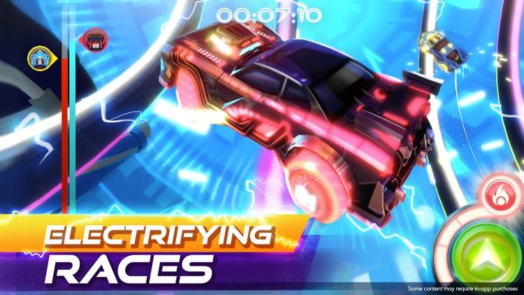 RaceCraft - Build & Race screenshot-6