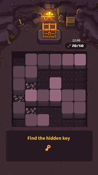 ポポの鉱山-放置系穴掘りゲームのおすすめ画像4