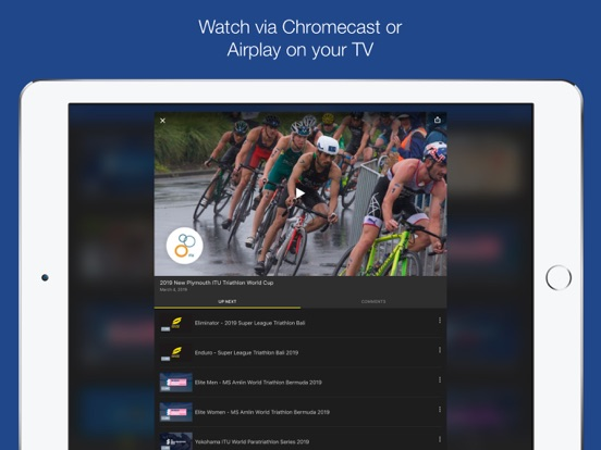 Screenshot #5 for TriathlonLive - Triathlon TV