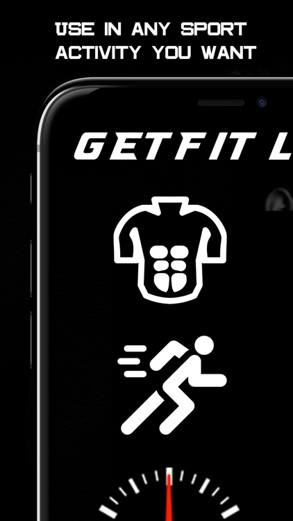 Get Fit: Workout Heart Monitor screenshot-3