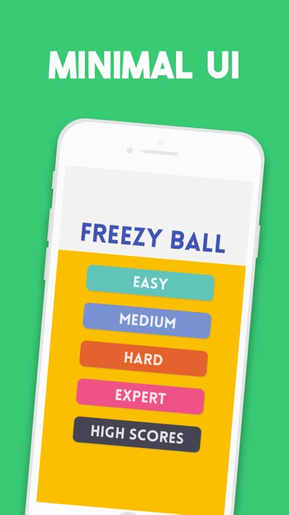 Freezy Ball