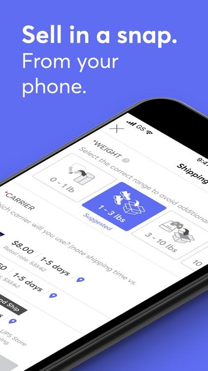 Mercari: The Selling App screenshot-4
