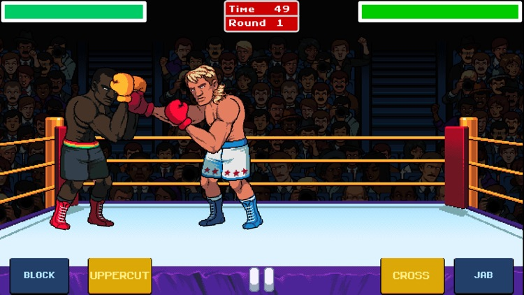 Big Shot Boxing screenshot-4
