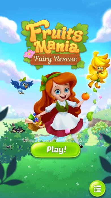 Fruits Mania : Fairy rescue screenshot 1