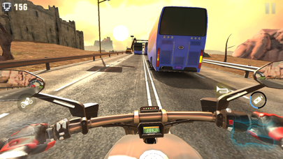 Speed Moto Dash:Real Simulator screenshot 7