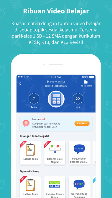 Unduh Ruangguru – App Belajar No.1 pada Pc