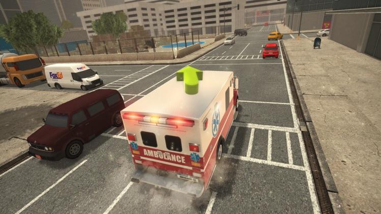 救护车紧急救护模拟:真实救援 screenshot-3