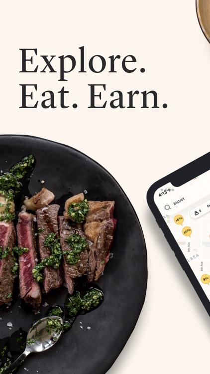 Seated: #1 Dining Rewards App