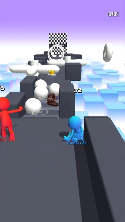 Human Runner 3D screenshot-4