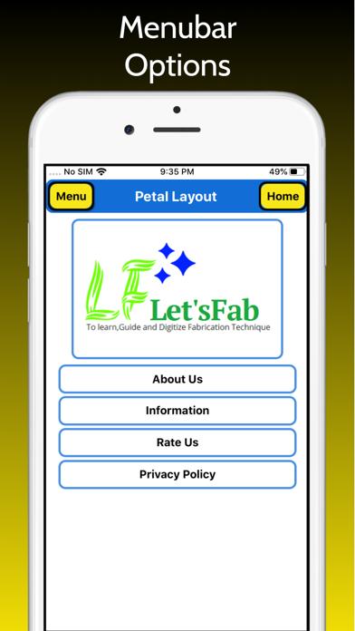 Petal Layout Pro screenshot 4