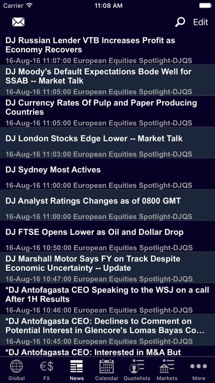 IRESS Market Data screenshot-4
