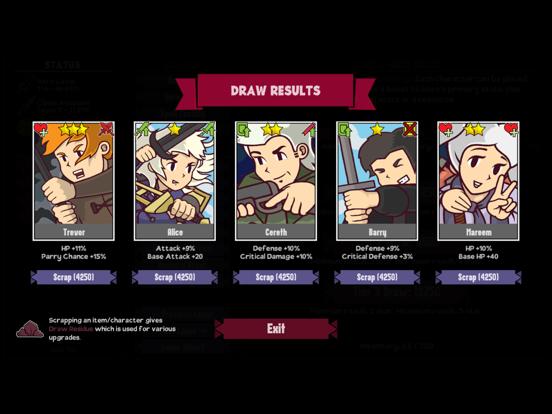 Endless Battle: Return of Heroのおすすめ画像5