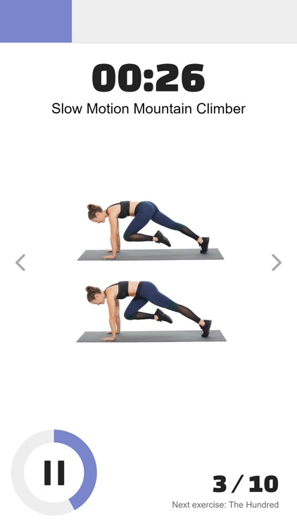 Pilates Exercises - All Levels