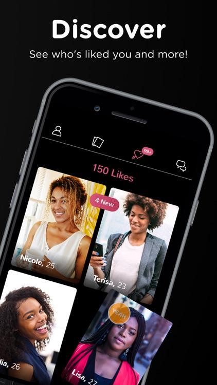 BLK - Dating for Black singles screenshot-4